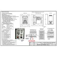 PE725 4 Point Annunciator Features