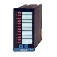 PE12: 12 Point Alarm Annunciator